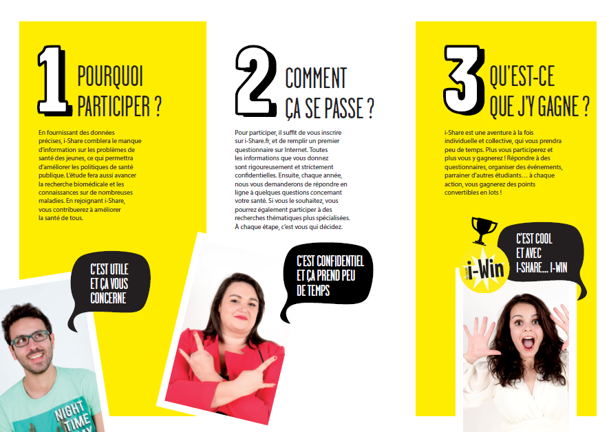 pourquoi comment i-share flyer